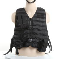 Best Molle System Police Safety Equipment Swat Tactical Vest With Flexible Pouches wholesale