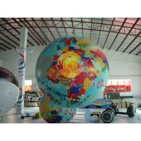 Best Colorful inflatable advertising helium balloon with 0.18mm PVC Material for Trade show wholesale