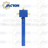Best 2T 3T 5T 10T 20T 30T 40T 50T 100Ton Electric Screw Jack SWL series rotary tiller worm lift wholesale