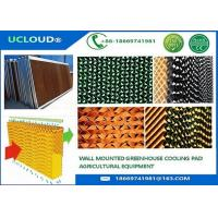 Best Kraft Paper Evaporative Cooling Pad Air Conditioner Used Poultry Cooling Pad wholesale