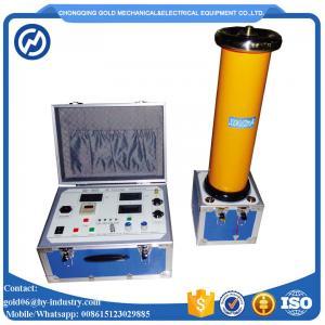 Best ZGF 60kV Small Size DC High Voltage Generator, 60kV DC HV Generator wholesale
