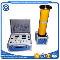 Best ZGF Series China Hot Sale 60kV to 400kV High Voltage DC HV Booster wholesale
