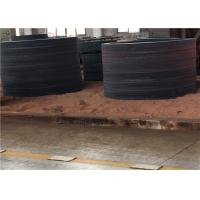 Best Alloy Steel 34CrNiMo Forged Steel Rings Hot Rolled Rough Turned Q+T Heat Treatment As Requirement wholesale