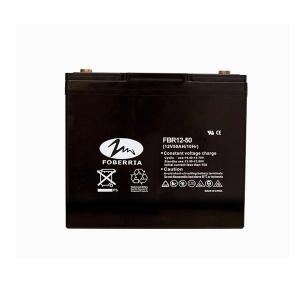 Best 15.5kg 380A 12v 50ah UPS Lead Acid Battery For Home Appliances wholesale