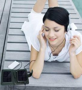 Best Portable Solar charger KL-QB10 for mobil wholesale