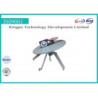 High Efficient Inclined Plane Tester Device , Stability Testing Equipment
