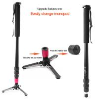 Best New Alloy Camera Camcorder portable monopod MF-4 wholesale