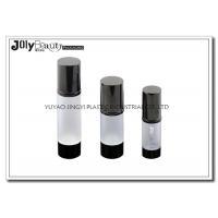 Best Professional Airless Pump Bottles White Head Cap Empty Cosmetic Bottles Material ABS wholesale
