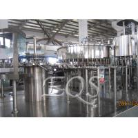 Cheap 3 IN 1 Automatic Water Bottle Filling Machine 20000 Bottles Per Hour CGF40-40-12 for sale