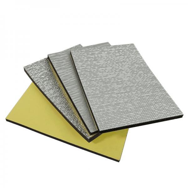 Cheap 19mm XPE Construction Heat Insulation Foam 1000 - 1200mm Width Light Weight for sale