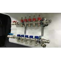 Best Stainless Steel Bamboo Joint House Water Manifold With Long Flowmeter-s.s304 wholesale