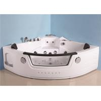 Best Full Body Therapy Whirlpool Spa Tub , Extra Large Freestanding Jacuzzi Tub wholesale