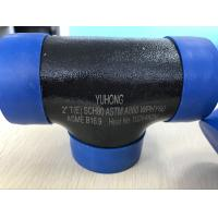 """Quality ASTM A860 WPHY 60, Butt Weld Fittings, EQUAL TEE   1"""" SCH40 BW B16.9 wholesale"""