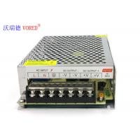 Best 12 Volt 5A CCTV Power Supply With Metal Case Over Current Protection wholesale