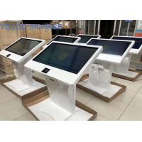 China Shopping Mall Digital Signage Media Player , Kiosk Lcd Advertising Touch Screen 42'' on sale