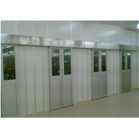 Best 380v 50HZ 3P Cleanroom Air Shower For Cargo / Class 100 Clean Room wholesale