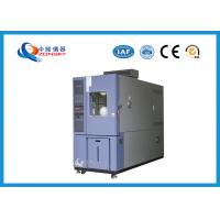 Best High - Low Temperature Thermal Shock Test Chamber / Charpy Impact Test Equipment wholesale