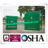 Best Outdoor Chemical Storage Cabinets Safety Flammable Locker For Pesticide wholesale