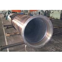 Thick Wall Horizontal Centrifugal Casting Pipe / High Pressure Boiler Tube  Hardness 240 - 280 HB OD 1000MM