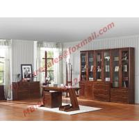 Best High Quality Solid Wooden Material Bookcase Set in Study Room wholesale