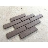 Best Exterior Thin Brick Veneer Wall Decoration Face Brick Veneer M36423 With Extruded wholesale
