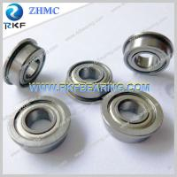 Best Stainless Steel Groove Ball Bearing SKF W628/4-2ZR Outer Ring Flanged wholesale