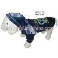 China High Quality Fashion Pet Clothes For Dog(AF2513) on sale