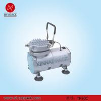 China TP20C  Oil free silent mini air compressor of thermally protect auto switch on sale