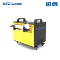 Best Environment Friendly Non Contact 100W Laser Derusting Machine wholesale