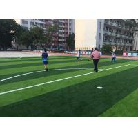 Best Children Friendly Artificial Grass Playground Surface ISO / SGS Qualified wholesale
