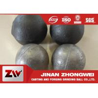 Best Cement plant use  forged and low chrome cast grinding ball / steel grinding balls wholesale