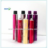 Quality Collapsible Aluminum Tubes Cosmetic packaging for Hair dye cream tube hand cream tube body care tube skincare tubes wholesale