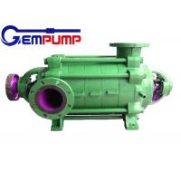 Best High pressure Multistage High Pressure Pumps / single-suction segmental vertical centrifugal pump wholesale