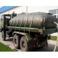 China High Pressure Resistance Gasoil Bladder Petroleum Fuel Tank ,Flexible Truck Fuel Tanks 12000L on sale