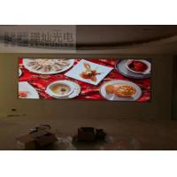 Best HD Lightweight Full Color Stage Background Led Screen Wall 256X128MM Module Size wholesale
