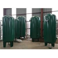 China Stainless Steel Oxygen Storage Tank , Portable Storing Oxygen Containers Tanks on sale