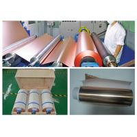 Best High Elongation PCB Copper Foil Single Side Gray Treated 0.105mm Thickness wholesale