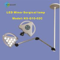 Best New Present 10 LED Bulbs Delta Minor Surgery and Shadowless Lamp Ks-Q10-02c Ceiling Type with Aluminium Spring Arm wholesale