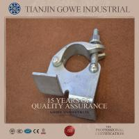 Quality Galvanized Board Retaining Coupler / Drop Forged swivel coupler wholesale