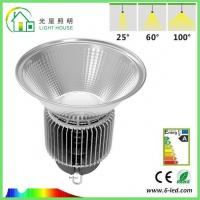 Best 85-305V 24000LM High Bay Light Fixture IP54 With Meanwell Power Supply wholesale