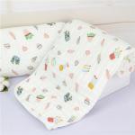 Best Summer Muslin Baby Blankets Silky Bamboo Sleeping Quilt Zero Formaldehyde wholesale