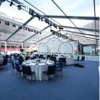 Cheap out door event tent 10x21m Reception Catering Tent for Party and Wedding for for sale