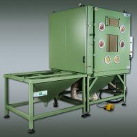 Details Of Linked Spray Booth 92441827