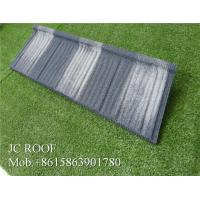 Best Waterproof Green Shingle Corrugated Zinc Roofing Sheets In Tanzania Customized Color wholesale