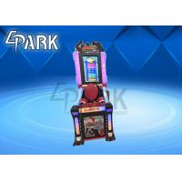 Best 100W Crane Game Machine , World Boxing Championship II Boxing Champion Arcade Punching Machine wholesale