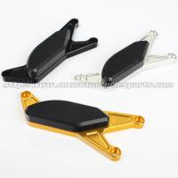 Best Custom Motorcycle Engine Sliders with Aluminum / POM material for Suzuki wholesale