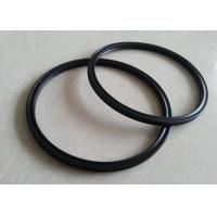 Best Professional Sealing Custom Silicone Rings , Round Platinum Cured Silicone Gaskets wholesale