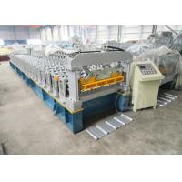 Best 24 Months Warranty Time Automatic Metal Roof Roll Forming Machine Based On ISO Quality wholesale