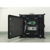 Best High Definition P4 LED Module Display Waterproof Cabinet With 1200 W/Sq.M Consumption wholesale