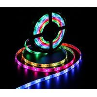Cheap Customized Flexible LED Strip Lights RGBW Full Color Smart Voice control for sale